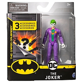 Figurine Basique 10 Cm - Joker Batman (Solid) - Batman - 6056747