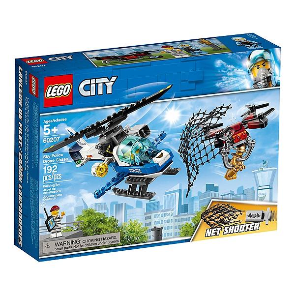 Police Drone De City Lego® La Le 60207 8k0ONwPnX