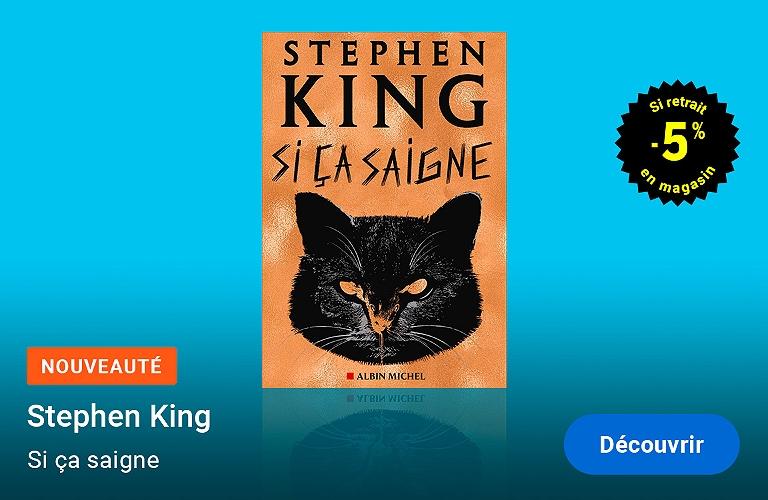 Stephen King - Si ça saigne