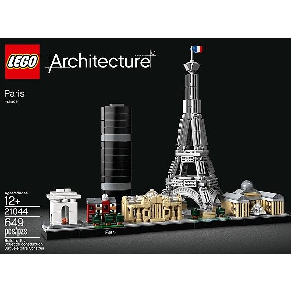 Paris Lego® Lego® Architecture Architecture 21044 Paris jqGSMpLzUV