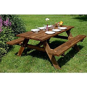 TABLE FORESTIÈRE EN SAPIN