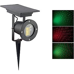 Projecteur Laser Solaire Rechargeable2
