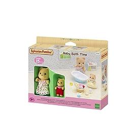 Le bain de bébé ours                     - SYLVANIAN FAMILIES - 5092