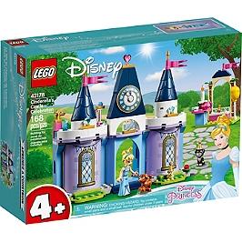 Lego® Disney Princess - La Célébration Au Château De Cendrillon - 43178 - 43178