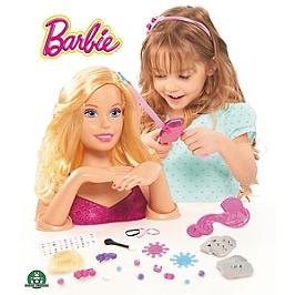 Barbie - Tête À Coiffer  - Mattel - BAR17