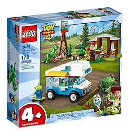 Lego® 4+ Toy Story 4 - Les Vacances En Camping-Car Toy Story 4 - 10769 - 10769