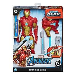 Marvel Avengers  Figurine Iron Man Titan Hero Blast Gear - 30 Cm - Disney Avengers - E73805L00