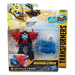 Transformers: Bumblebee Energon Igniters Série Puissance Plus - Figurine Optimus Prime - Transformers - HASE2093