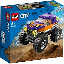 Lego® City - Le Monster Truck - 60251 - 60251