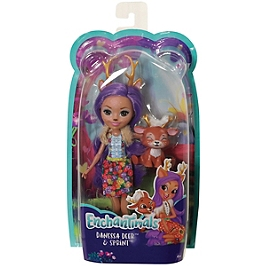 Danessa Biche & Sprint - Enchantimals - FXM75
