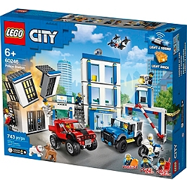 Lego® City - Le Commissariat De Police - 60246 - 60246