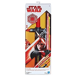 STAR WARS - SABRE LASER AUTOMATIQUE KYLO REN - DISNEY - STAR WARS - HASE3393EU40