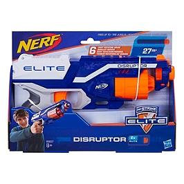 Nerf Elite Disruptor Et Flechettes Nerf Elite Officielles - Hasbro - B9837EU40