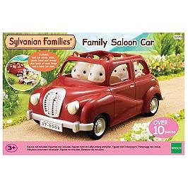 La voiture rouge - SYLVANIAN FAMILIES - 5273