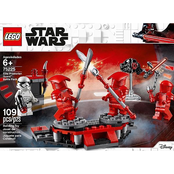La De Pack Warstm Star 75225 Combat Prétorienne D'élite Garde Lego® IYE9WHD2