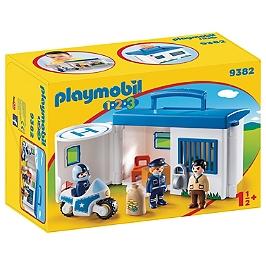 Commissariat De Police Transportable - 0 - 9382