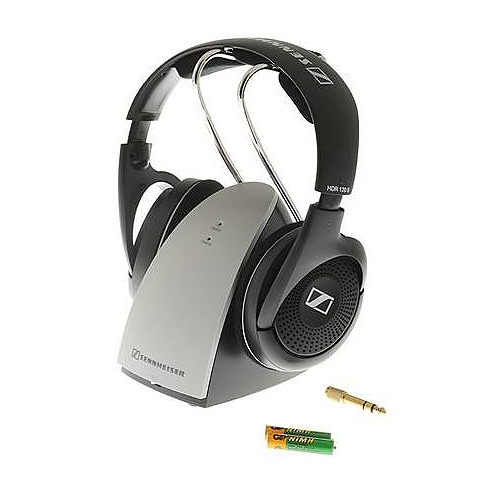 Casque Audio Sans Fil Sennheiser Rs120 Ii Eleclerc High Tech
