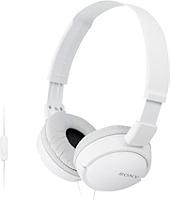 casque-sony-zx110-blanc