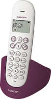 t l phone num rique logicom aura 155t aubergine e leclerc high tech. Black Bedroom Furniture Sets. Home Design Ideas