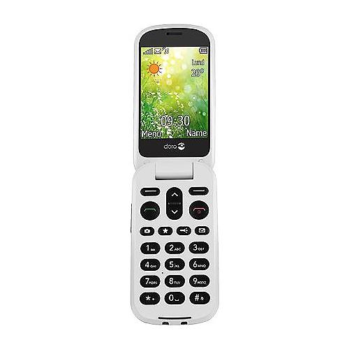 Téléphone Mobile Doro 6050 Or E Leclerc High Tech