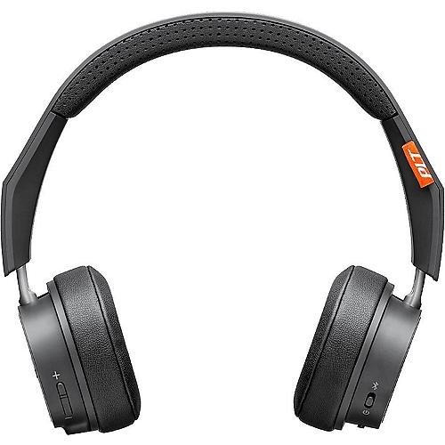 Casque Bluetooth Plantronics Backbeat 505 Gris Foncé Eleclerc