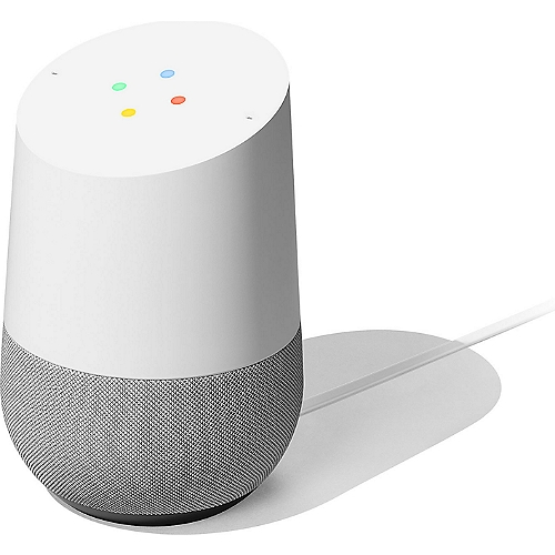 Enceinte Intelligente Google Home Blanc Eleclerc High Tech