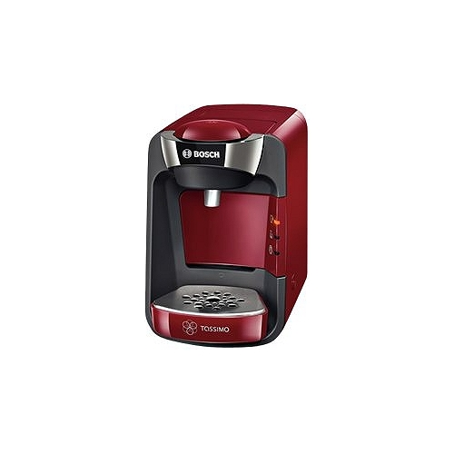 cafeti re dosette tassimo bosch suny rouge tas3203 e leclerc high tech. Black Bedroom Furniture Sets. Home Design Ideas