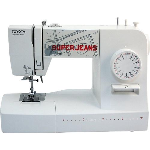 machine coudre super jeans15 toyota blanche e leclerc. Black Bedroom Furniture Sets. Home Design Ideas