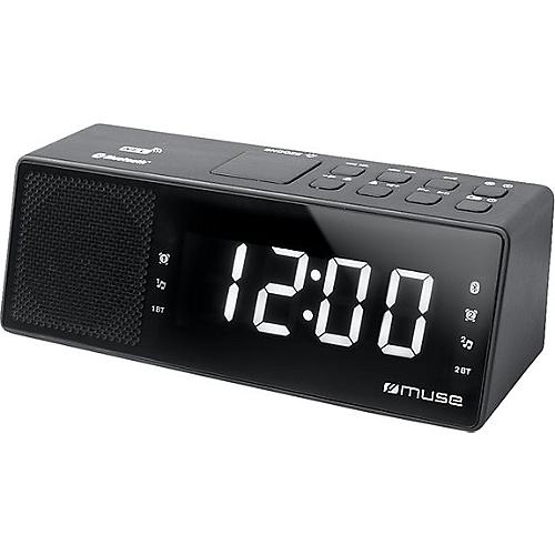 Radio réveil MUSE M 172 bt | E.Leclerc High Tech