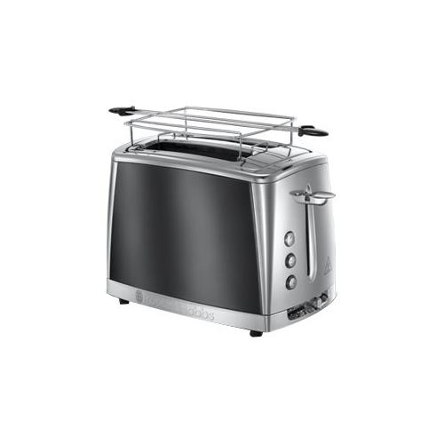 toaster luna russell hobbs 23221 56 e leclerc high tech. Black Bedroom Furniture Sets. Home Design Ideas