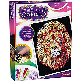 MILLE ET UN SEQUINS  LION 8+