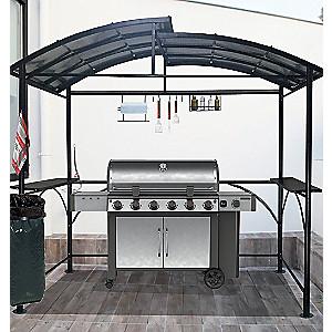 Carport Barbecue