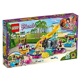 Lego® Friends - La Soirée Piscine D'andréa - 41374 - 41374