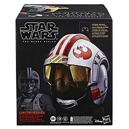 Star Wars  Casque De Luke Skywalker  Edition Collector Black Series - Star Wars - E5805EW0