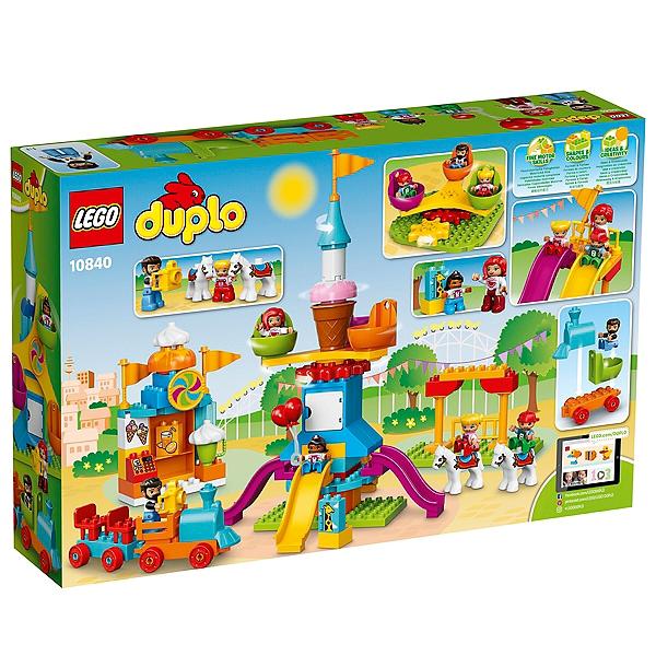 10840 Lego® Ma Duplo® Le Parc Ville D'attractions 8nwP0Ok