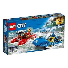 LEGO - LEGO® City - L'arrestation en hors-bord - 60176 - 60176