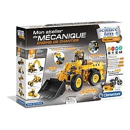 Mon Atelier de Mécanique - Engins de chantier - 52262.0