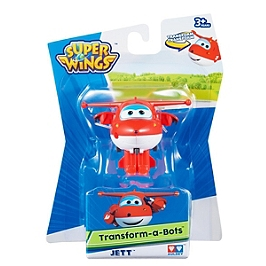 Super Wing - Transform-A-Bots! - Super Wings - YW710000A
