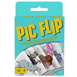 Mattel Games - PIC FLIP - GKD70