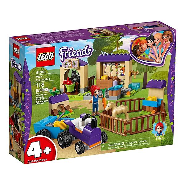 L'écurie De 41361 Mia Lego® Friends rBQdxWCoe