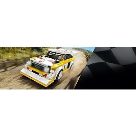 Lego® Speed Champions - 1985 Audi Sport Quattro S1 - 76897 - 76897