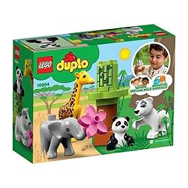 Lego® Duplo® Wild Animals - Les Bébés Animaux - 10904 - 10904