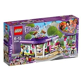 LEGO - LEGO® Friends - Le café des arts d'Emma - 41336 - 41336
