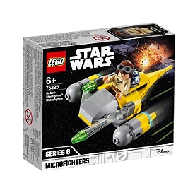 Lego® Star Wars - Microvaisseau Naboo Starfighter  - 75223 - 75223