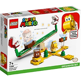 Lego® Super Mario - Ensemble D'extension La Balance De La Plante Piranha - 71365 - 71365