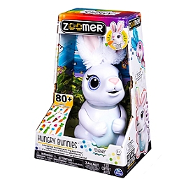 Hungry Bunnies Zoomer (Solid Chewy) - 6046698