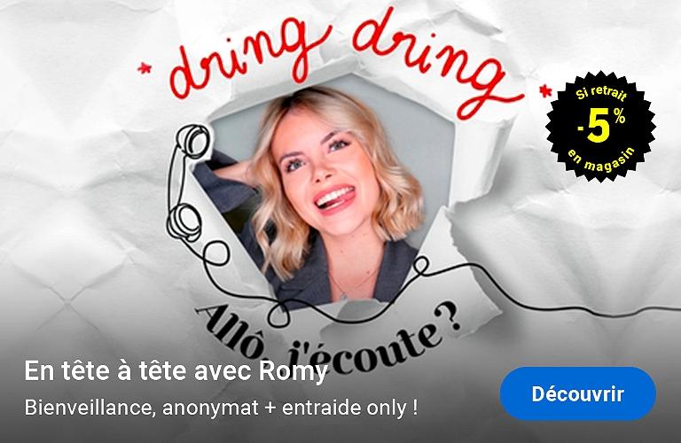 Romy - Dring dring, Allô j'écoute