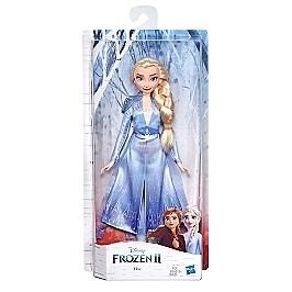 Disney La Reine Des Neiges 2 - Poupee Mannequin Princesse Disney Elsa - 27 Cm - Disney Reine Des Neiges - E6709ES00
