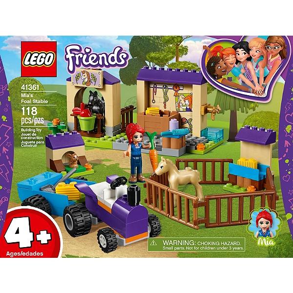 Mia Friends De Lego® L'écurie 41361 oCedBWrx