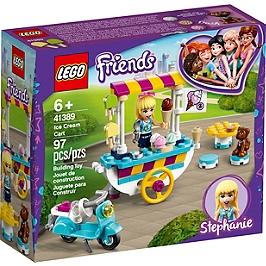 Lego® Friends - Le Chariot De Crèmes Glacées - 41389 - 41389